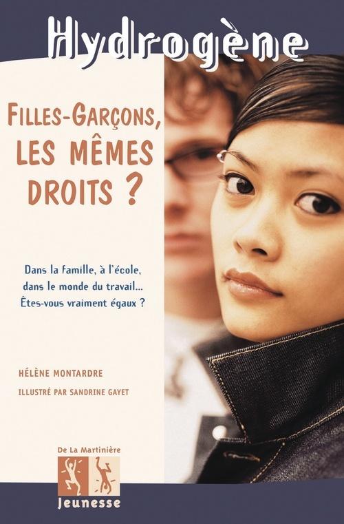 FILLES GARCONS LES MEMES DROITS