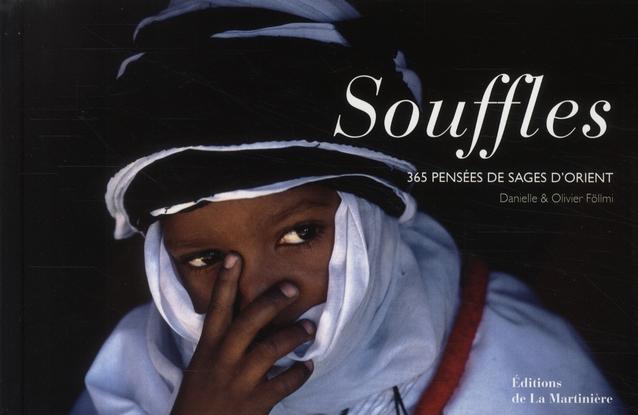 SOUFFLES. 365 PENSEES DE SAGES D'ORIENT
