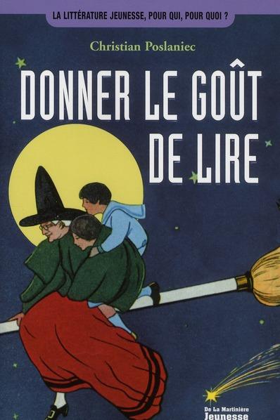 DONNER LE GOUT DE LIRE