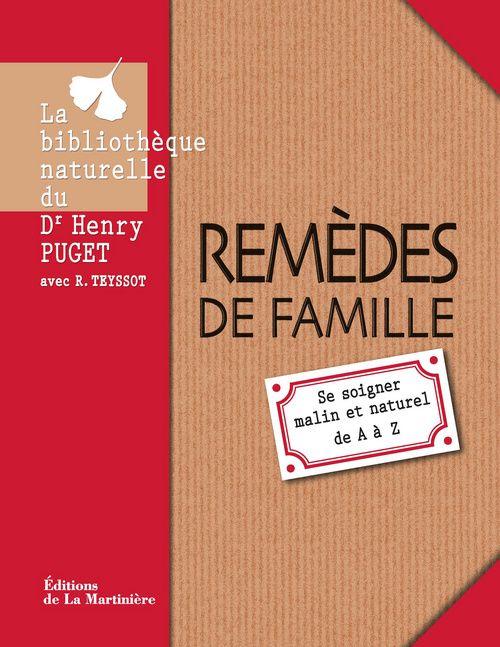 REMEDES DE FAMILLE