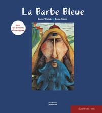 BARBE BLEUE. POUR LES ENFANTS DYSLEXIQUES (LA)