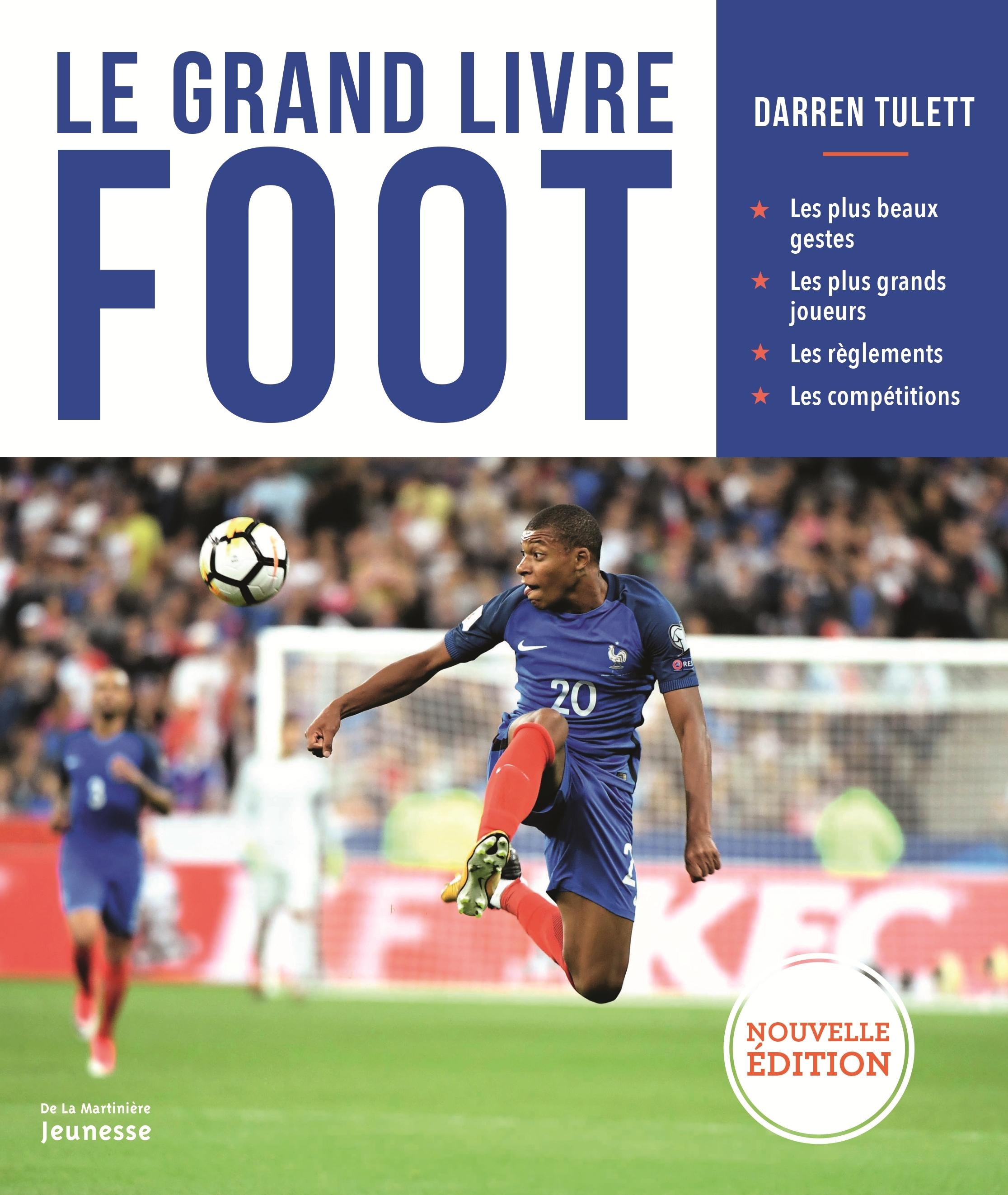 LE GRAND LIVRE FOOT