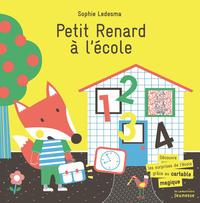 PETIT RENARD A L'ECOLE