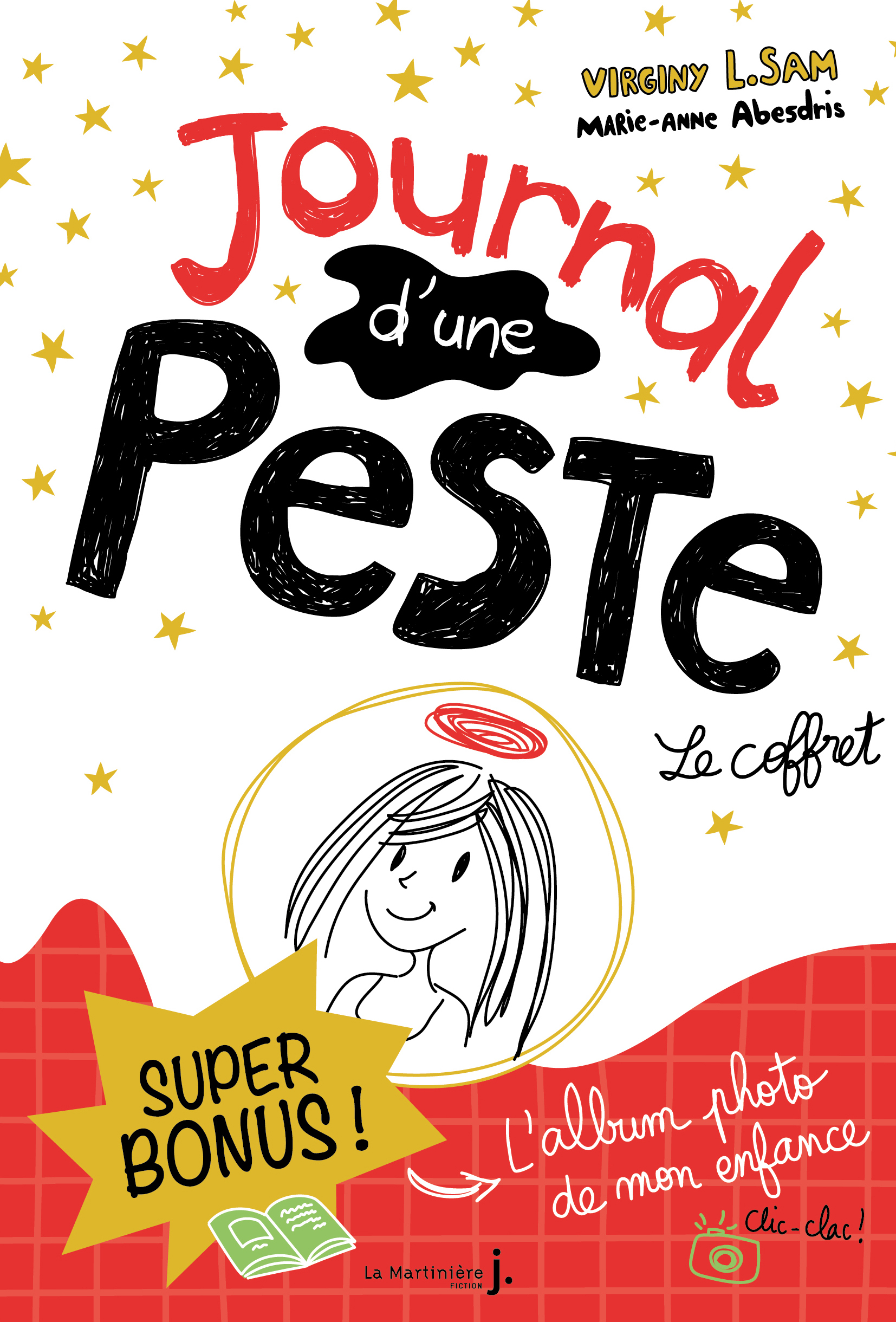COFFRET JOURNAL D'UNE PESTE - 3 VOLUMES
