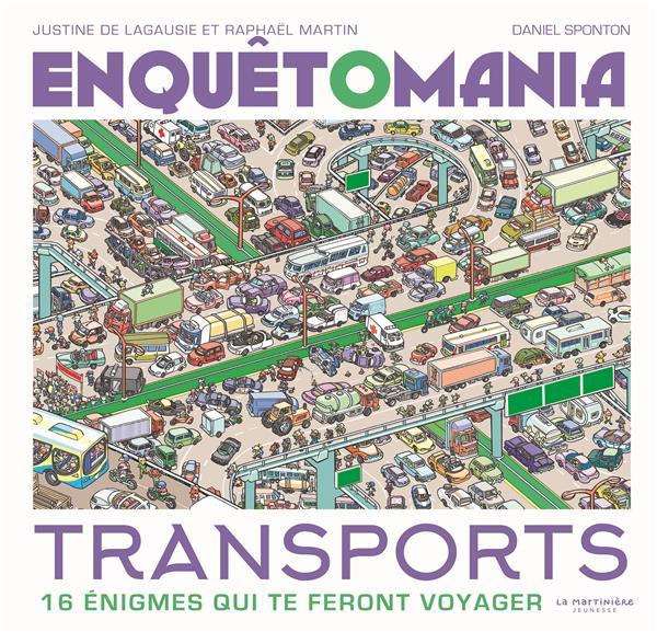 Enquetomania. transports