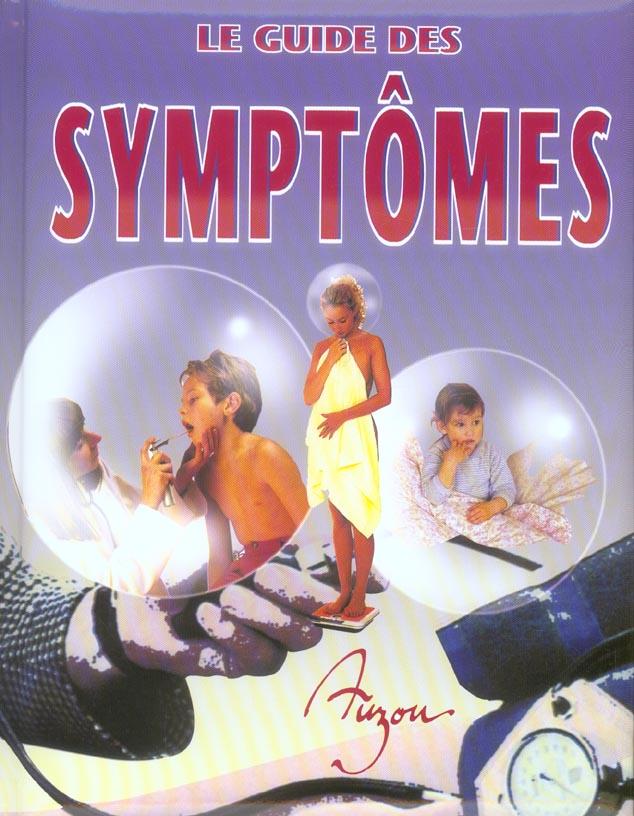 LE GUIDE DES SYMPTOMES