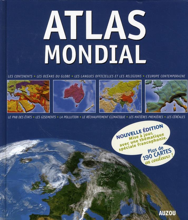 ATLAS MONDIAL EDITION 2010 2011