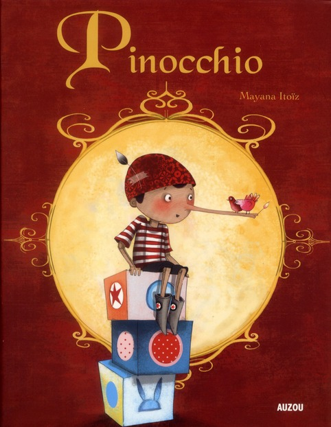 PINOCCHIO (COLL. LES PTITS CLASSIQUES)