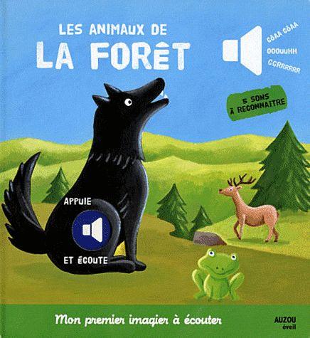 LES ANIMAUX DE LA FORET