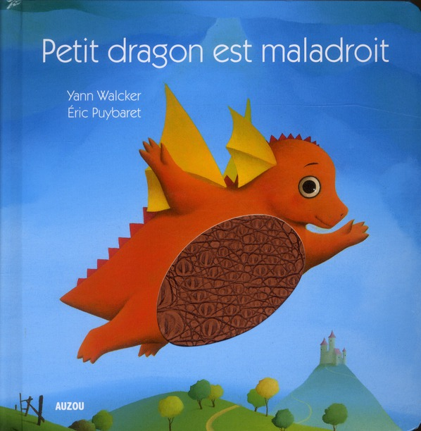 PETIT DRAGON EST MALADROIT