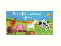 MON COFFRET DES ANIMAUX DE LA FERME (NOUVELLEEDITION)