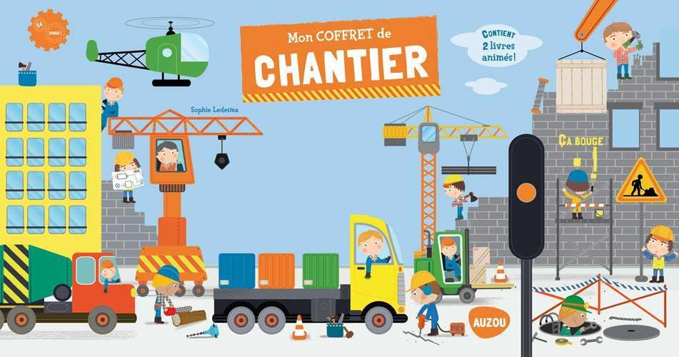 MON COFFRET DE CHANTIER (COLL. CA BOUGE)