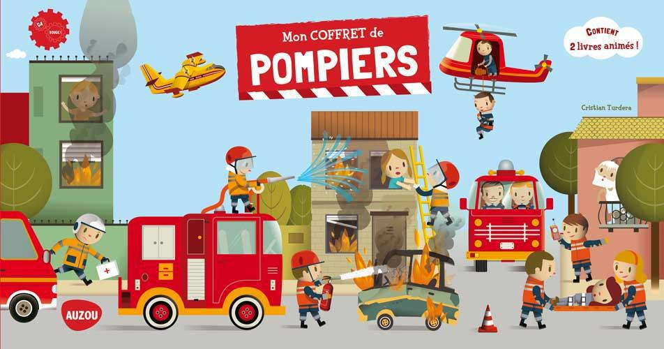 MON COFFRET DE POMPIER (COLL. CA BOUGE)