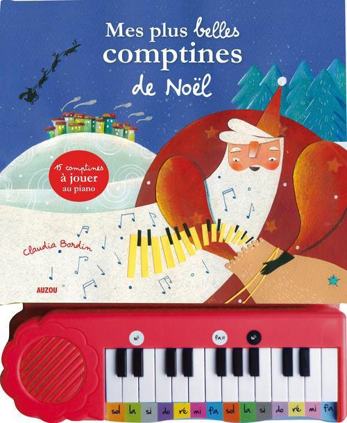 MES COMPTINES DE NOEL