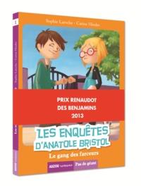 LES ENQUETES D'ANATOLE BRISTOL TOME 1 - LE GANG DES FARCEURS (COLL. PAS DE GEANT