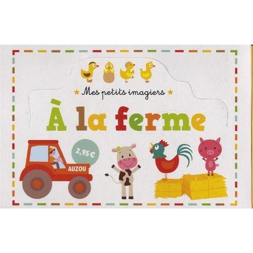 BOITE MES PETITS IMAGIERS DE LA FERME