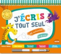 J'ECRIS TOUT SEUL (COLL. GRAINE DE CHAMPION)