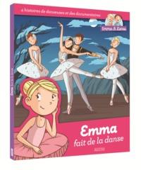 EMMA ET LUCAS - EMMA FAIT DE LA DANSE