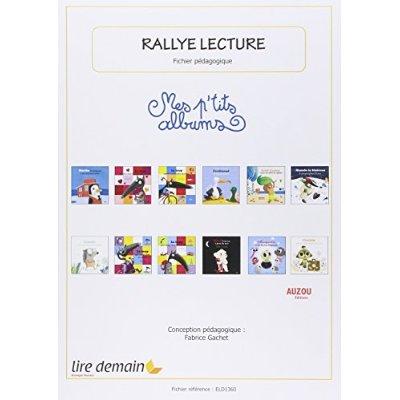 FICHIER RALLYE LECTURE - NIVEAU 1 - P'TITS ALBUMS 1 - FICHIER SEUL