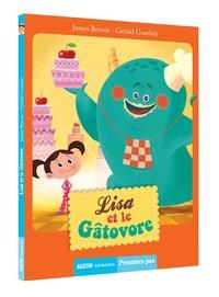 TOME 1 - LISA ET LE GATOVORE (COLL. PREMIERS PAS)