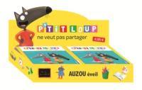STOP-PILE PLEIN P'TIT LOUP NE VEUT PAS PARTAGER (12 EX.)