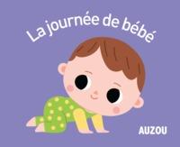 LA JOURNEE DE BEBE (LIVRE-TISSU)
