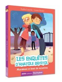 LES ENQUETES D'ANATOLE BRISTOL TOME 4 - MARABOUT ET BOUTS DE MYSTERE (COLL. PAS