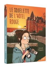 LE SQUELETTE DE L'HOTEL ROUGE
