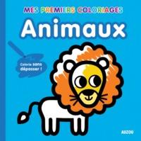 MES PREMIERS COLORIAGES - ANIMAUX
