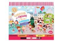 CHERCHE ET TROUVE A PARIS (COLL. BLOC-NOTES)