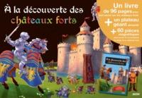A LA DECOUVERTES DES CHATEAUX FORTS