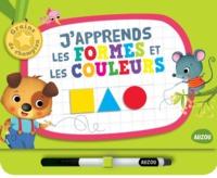 J'APPRENDS LES FORMES ET LES COULEURS (COLL. GRAINE DE CHAMPION)