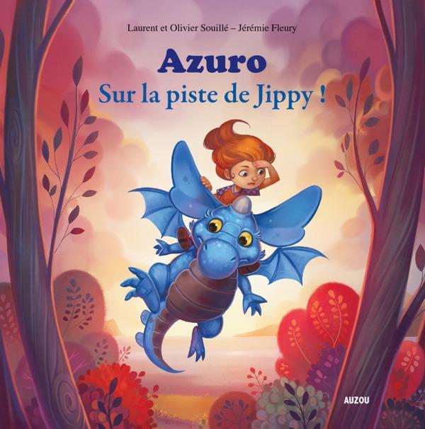 AZURO - TOME 2 SUR LA PISTE DE JIPPY (COLL. MES P'TITS ALBUMS)