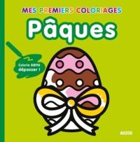 MES PREMIERS COLORIAGES - PAQUES