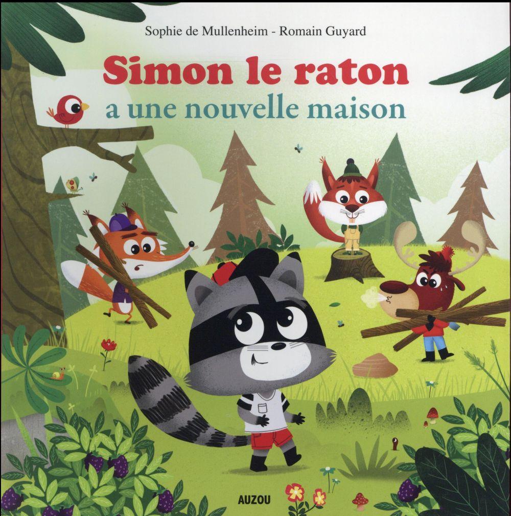 Simon a une nouvelle maison (coll. mes ptits albums)