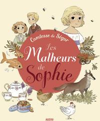 LES MALHEURS DE SOPHIE DE LA COMTESSE DE SEGUR (COLL. RECUEIL UNIVERSEL)