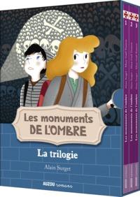 COFFRET LA TRILOGIE - LES MONUMENTS DE L'OMBRE