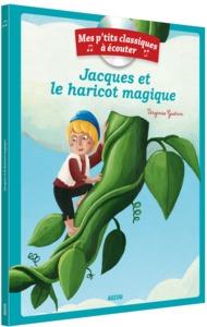 JACQUES ET LE HARICOT MAGIQUE + CD