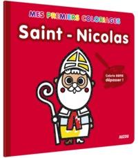 MES PREMIERS COLORIAGES SAINT-NICOLAS