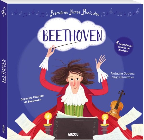 BEETHOVEN 5 SONS A ECOUTER