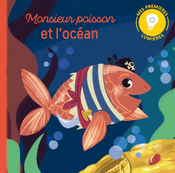 PETIT POISSON ET L'OCEAN