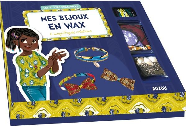 MES BIJOUX EN WAX - LES PTITES CREATRICES - 6 MAGNIFIQUES CREATIONS