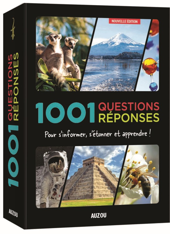 1001 QUESTIONS REPONSES