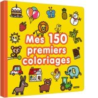 MES 150 PREMIERS COLORIAGES
