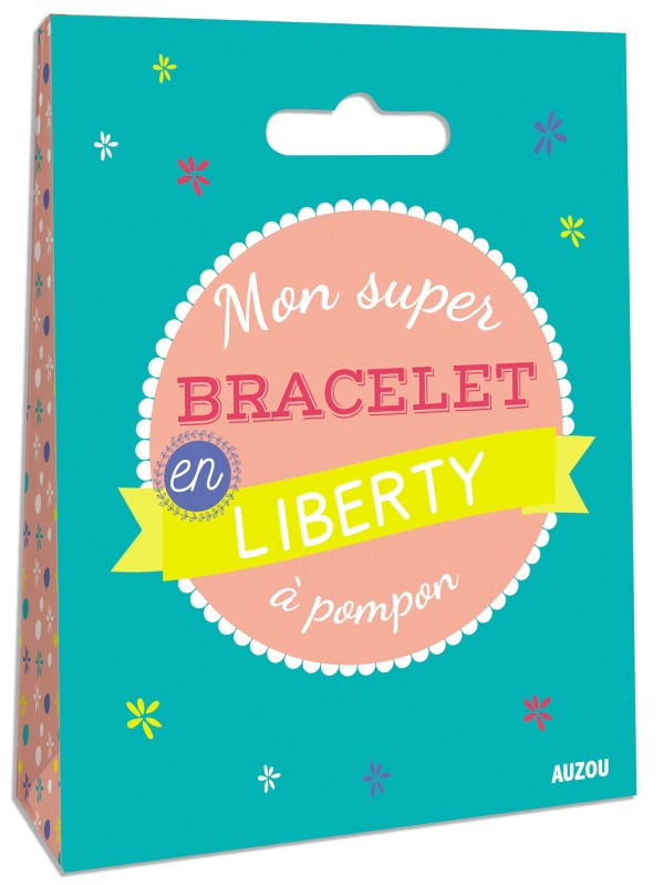 LOT DE 2 SUPER BRACELETS EN LIBERTY
