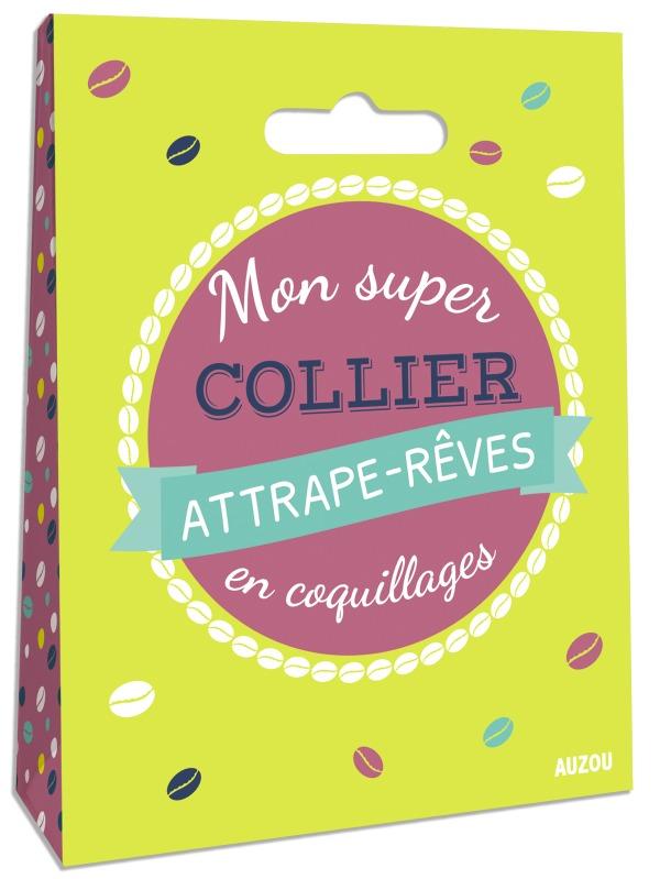 LOT DE 2 SUPER COLLIERS ATTRAPE-REVES EN COQUILLAGES
