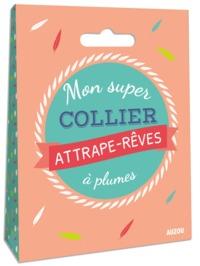 LOT DE 2 SUPER COLLIERS ATTRAPE-REVES A PLUMES