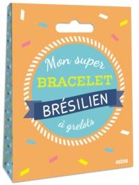 LOT DE 2 SUPER BRACELETS BRESILIENS A GRELOTS