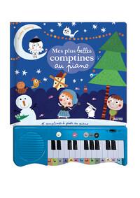 MES PLUS BELLES COMPTINES AU PIANO - 15 COMPTINES A JOUER AU PIANO