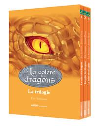 COFFRET TRILOGIE LA COLERE DES DRAGONS